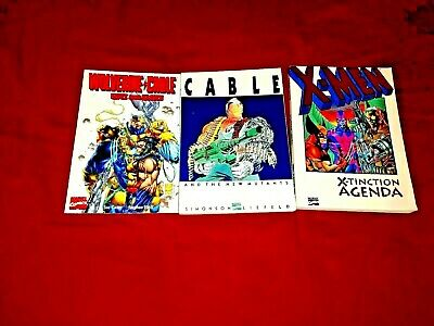 Cable & Deadpool 1 - 6 2 3 4 5 Soldier X 1 - 12 Agent X 1 - 15 2 3 4 5 6 7-13 14