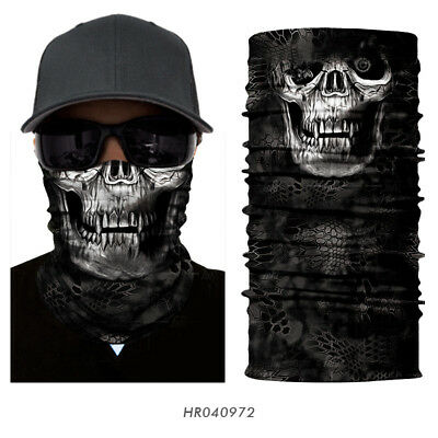 Hot Salt Armour SA Motorcycle Face Shield Sun Mask Balaclava