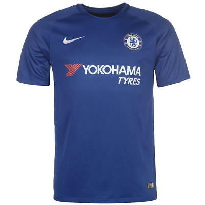 Chelsea Fc Shirt 2017/18 Mens Jersey (S M L Xl Xxl) Reduced Price ***bargain***
