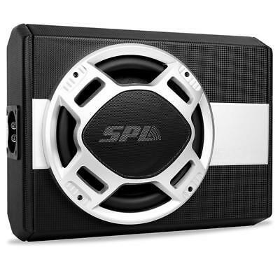 Spl 600W Car Speaker System Subwoofer Under Seat Mounted Bass High Quality Sound