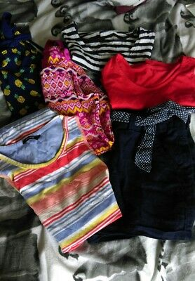 girls clothes bundle 10-11 years summer