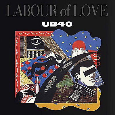 UB40 ~ LABOUR OF LOVE ~ 2 x 180gsm VINYL LP ~ MP3 DOWNLOAD ~ *NEW AND SEALED*