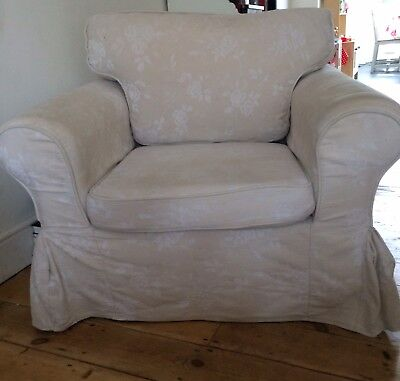 IKEA Ektorp Armchair And Spare Covers