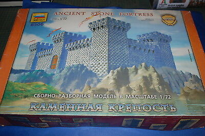 Zvezda 8506 - Ancient Stone Fortress  scala 1/72