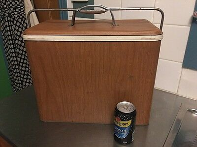 Retro Willow Cooler Wood Grain Look GC Holden Ford Valiant VW Pick Up Melbourne