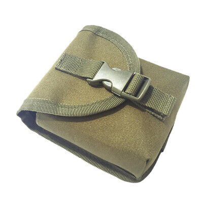 Replacement Scuba Diving Weight Belt Pocket with Quick Release Buckle
