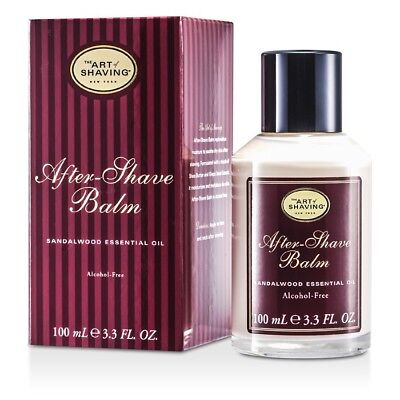 The Art Of Shaving After Shave Balm - Sandalwood Essential Oil 100ml Aftershave