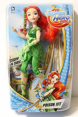 Dc Super Hero Girls Poison Ivy 30Cm