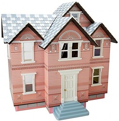 Melissa and Doug Classic Heirloom Victorian Wooden Dollhouse