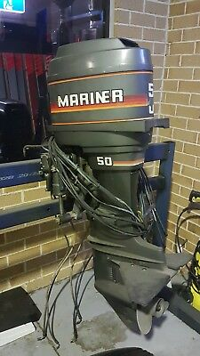 Mariner Outboard 50hp
