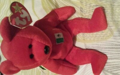The Beanie Babies Collection OSITO Collectible Teddy Bears