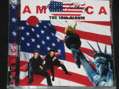 Modern Talking America Special Edition Cd With Bonus Tracks Collector New Sealed