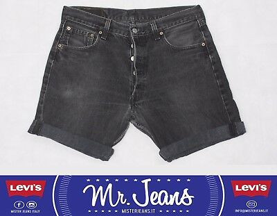 levi's 501 W34          jeans shorts vintage used usato levis second hand