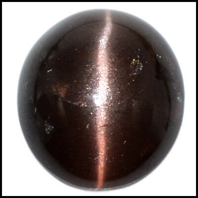 26.88Cts NATURAL BEAUTY! SCAPOLITE CAT'S EYE OVAL CABOCHON GEMSTONES 109-16