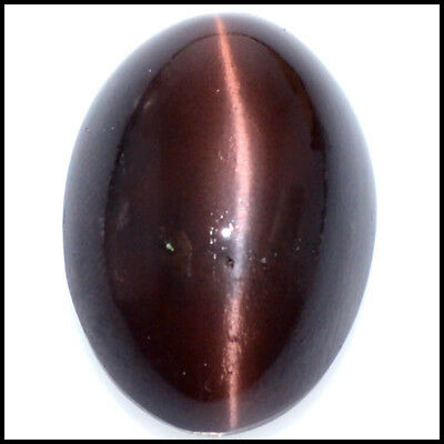 48.87Cts NATURAL FINE SCAPOLITE CAT'S EYE OVAL CABOCHON LOOSE GEMSTONE 109-30