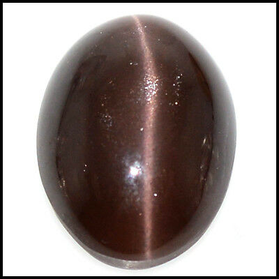 29.00Cts NATURAL A+ QUALITY SCAPOLITE CAT'S EYE OVAL CABOCHON GEMSTONES 109-38