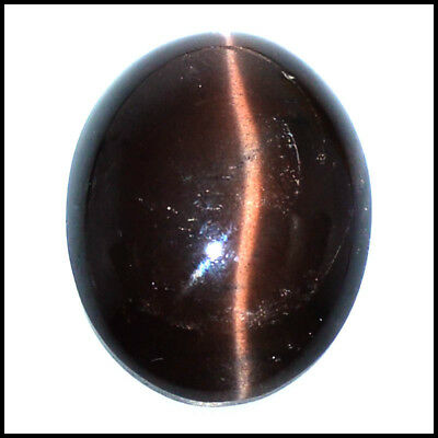 27.75Cts NATURAL SCAPOLITE CAT'S EYE OVAL CABOCHON GEMSTONES 109-22