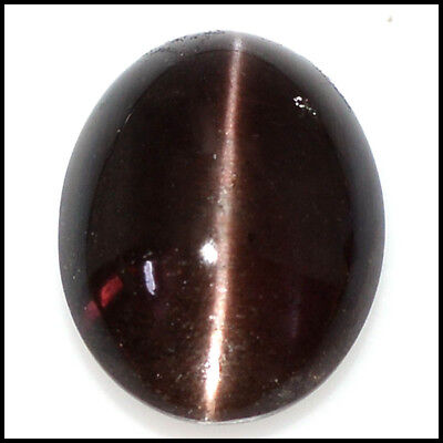 30.21Cts Natural Quality! Scapolite Cat's Eye Oval Cabochon Gemstones 109-36