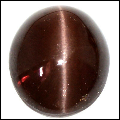32.58Cts Natural Quality! Scapolite Cat's Eye Oval Cabochon Gemstones 109-26