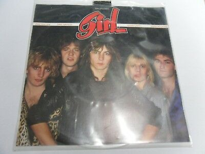 """Girl  """"my Number"""" On Jet Label 1979 Clear Vinyl"""