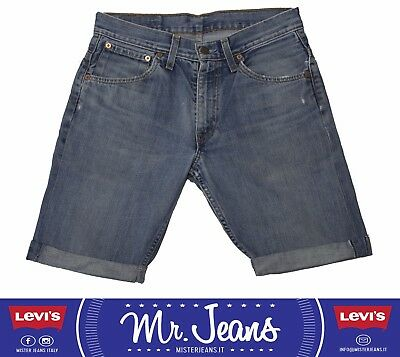 levi's 507 W34       shorts-bermuda jeans vintage used usato levis second hand
