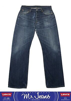 levi's 501 W34     jeans vintage/used/second hand levis second hand man