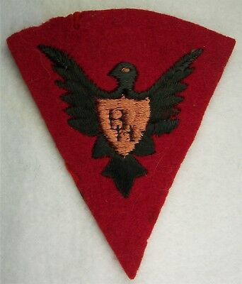 Original:  Inter War   85th  Infantry Division   Patch