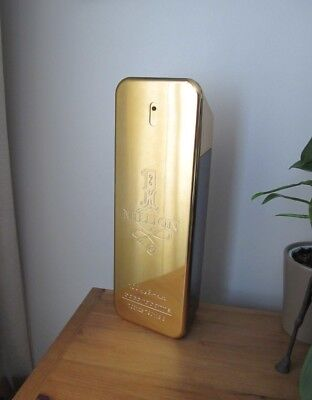 """Factice Geant Paco Rabanne """""""" One Million """""""""""