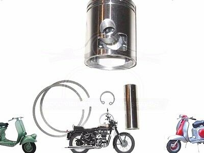 LAMBRETTA LI LIS GP SX 150cc  PISTON KIT STD 57.80 mm SERIES 1 2 3 SCOOTERS @AEs