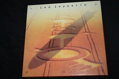 Led Zeppelin 'remasters' Box Set. 4 X Cd Collection. Rare Limited Edition