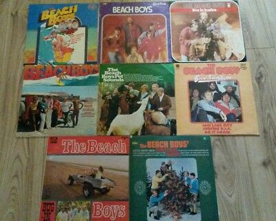 Beach Boys Lp's