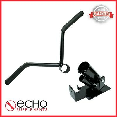 CoreX Weightlifting Training T-Bar Row + Bracket Trainer FAST FREE DELIVERY
