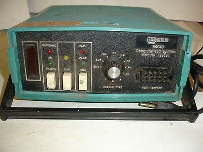 NAPA Echlin Model 4643 Computerized  Electronic Ignition Module Tester/No Cables