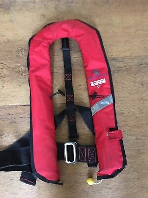 Ocean Safety inflatable Life Jacket manual