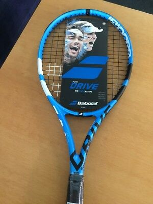 Babolat Pure Drive Grip 4 2018 Tennis Racket