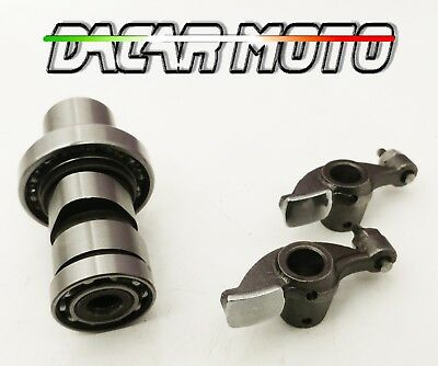 Albero A Camme Asse A Camme Completo  Honda Sh 125 150 @ 125 150 Dylan 125 150