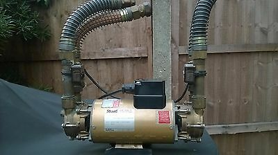 Stuart Turner Monsoon 3.0bar Shower Pump