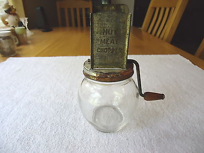 """Vintage Nut Meat Chopper """" AWESOME COLLECTABLE ITEM """""""