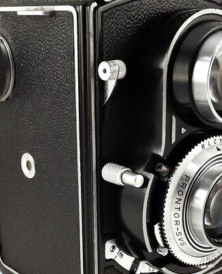 Flexaret IV and IVa Additional Trigger -  very useful and useful for work MEOPTA