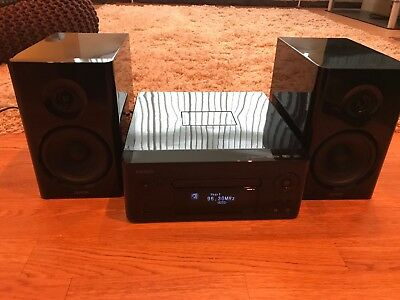 Denon RCD-N7 and SC-N7 Speakers