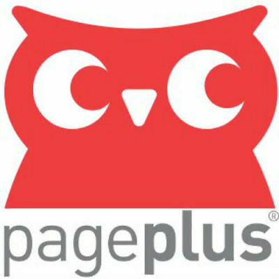 PagePlus $29.95 Refill-1,500 Talk Minutes 30Day Plan Card (Email delivery Only)