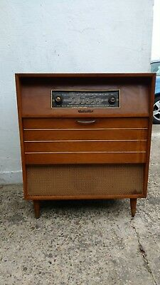 1950s His masters voice radiogram,model 1628.