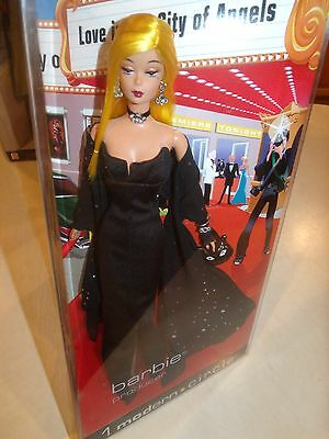 2003 Modern Circle Barbie Bright Yellow Hair Vintage Face B 2527 Remarkable Mint