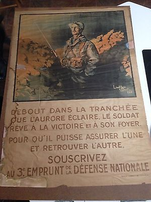 Ww1 Poster French