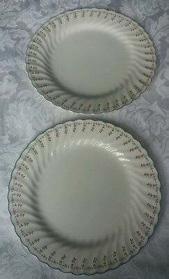 Pair Of Johnson Brothers 'Dreamland' Dinner Plates - Excellent