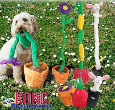 Kong Puzzlements Escape - Dog Puppy Interactive Puzzle Toy - Over 3ft Of Fun!