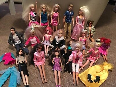Barbie Bundle Dolls