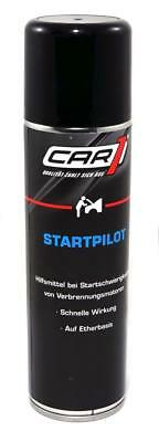 1x CAR1® Startpilot CO3605  Starthilfespray Dose je 250ml