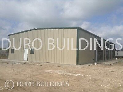 DuroBEAM Steel 50x100x12 Metal Building Kit Clear Span Workshop Structure DiRECT