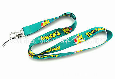 New Arrival Mobile Phone Neck Strap ID Holder Keychain #3
